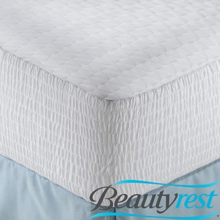 Beautyrest Knit Flower Waterproof Pad