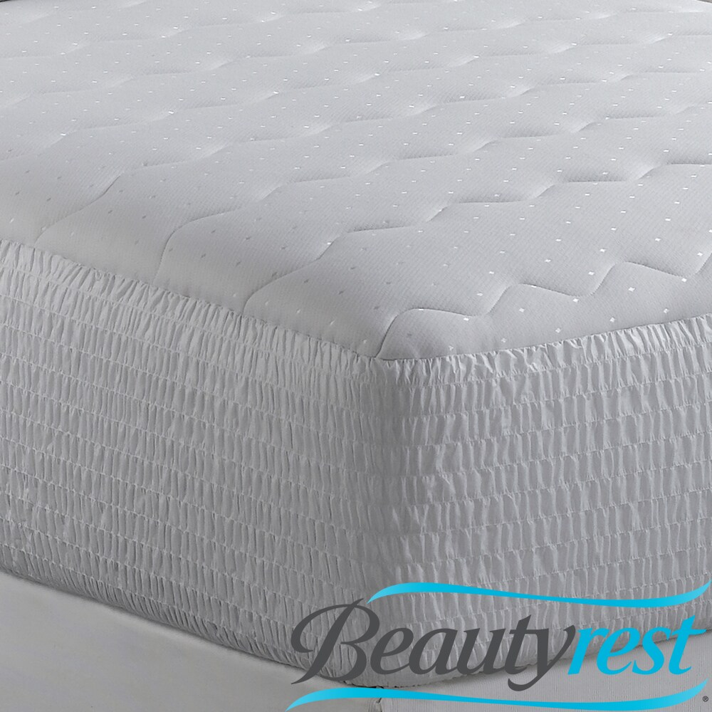 Beautyrest Diamond Knit Mattress Pad at Sears.com