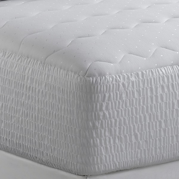 Beautyrest Diamond Knit Mattress Pad (As Is Item)