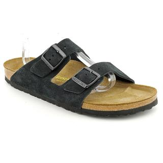 Birkenstock Women's 'Arizona' Regular Suede Sandals - Narrow (Size 13)