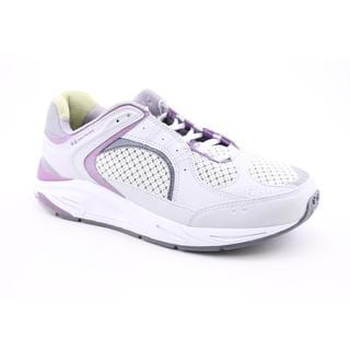 P.W. Minor Women's 'Triumph ' Mesh Athletic Shoe - Wide (Size 10.5)