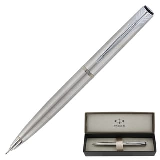 Parker Latitude Stainless Steel Chrome Trim 0.5mm Mechanical Pencil
