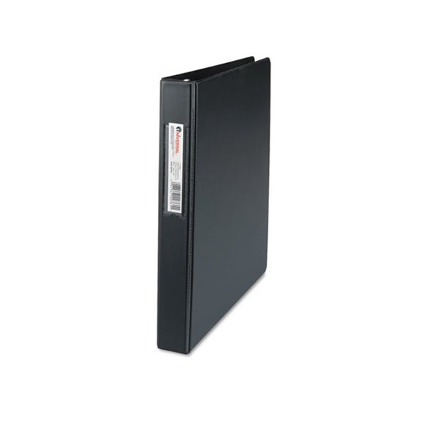 Universal D-Ring Black Binder (Pack of 12)