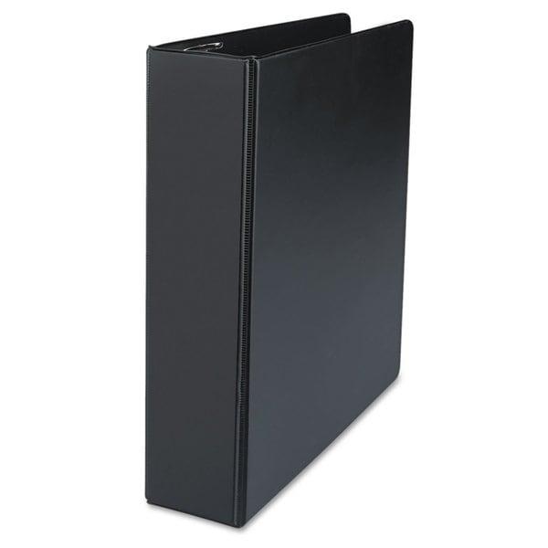 Universal Black Vinyl/ Metal D-Ring Binder (Pack of 3)