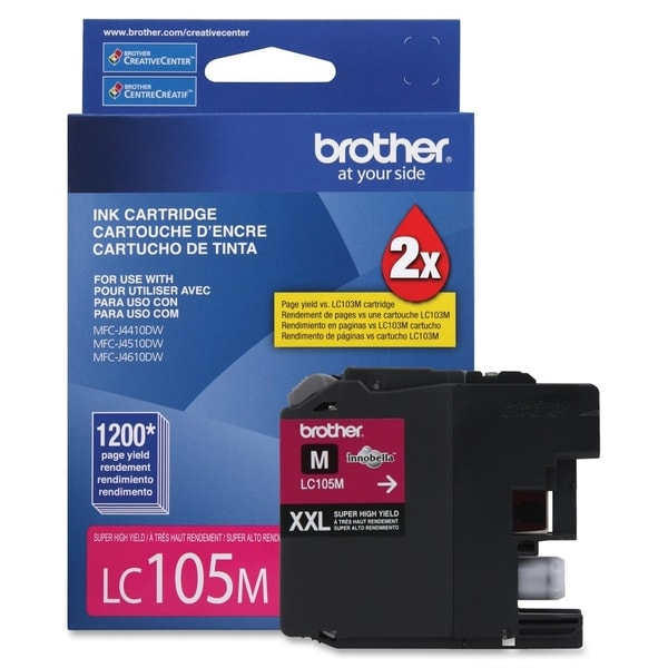 Brother Innobella LC105M Ink Cartridge