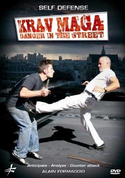 Krav Maga: Danger in the Street/Self Defense (DVD)