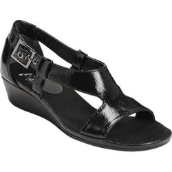 Women's A2 by Aerosoles Crown Chewls Black Patent