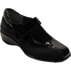 Women's Comfort Club Bianca Black Boston