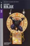 Valiant Masters: Ninjak 1: Black Water (Hardcover)