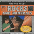 Find Out About Rocks and Minerals: With 23 Projects and More Than 350 Photographs (Hardcover)