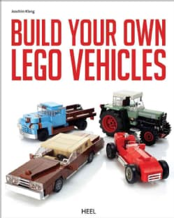 Build Your Own Lego Vehicles (Paperback)