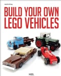 Lego: Build Your Own Vehicles (Paperback)