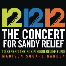 Various - 12-12-12: The Concert For Sandy Relief