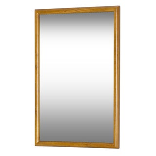 Unique Oak Bathroom Mirror  Wayfair
