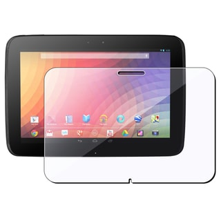 BasAcc Clear Screen Protector for Google Nexus 10