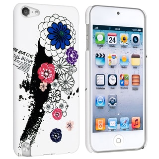 BasAcc Flower Rear Style 18 Case for Apple iPod Touch Generation 5