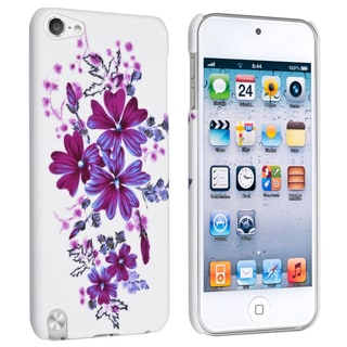 BasAcc Flower Rear Style 17 Case for Apple iPod Touch Generation 5