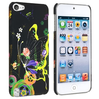 BasAcc Flower Rear Style 16 Case for Apple iPod Touch Generation 5