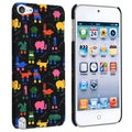 BasAcc Black/ Animals Rear Case for Apple iPod Touch Generation 5
