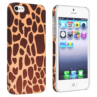 BasAcc Giraffe Case for Apple iPhone 5