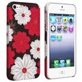 BasAcc Flower Rear Style 19 Case for Apple iPhone 5