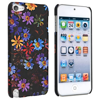 BasAcc Flower Rear Style 15 Case for Apple iPod Touch Generation 5