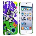 BasAcc Colorful Butterfly 16 Case for Apple iPod Touch Generation 5