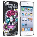 BasAcc Colorful Skull Rear Case for Apple iPod Touch Generation 5