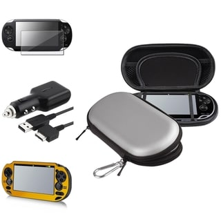 INSTEN Case Covers/ Screen Protector/ Car Charger for Sony PlayStation Vita