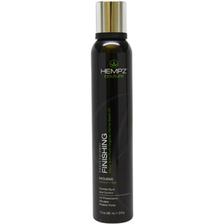 Hempz Couture Medium Hold 7.5-ounce Finishing Mousse
