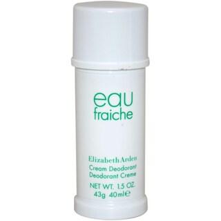 Elizabeth Arden 'Eau Fraiche' Women's 1.5-ounce Cream Deodorant