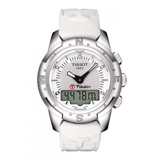 Tissot Women's T-Touch II Titanium Watch