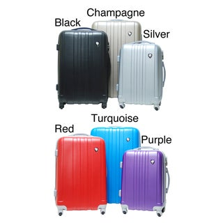 CalPak Lombardi 3-piece Expandable Hardside Spinner Luggage Set