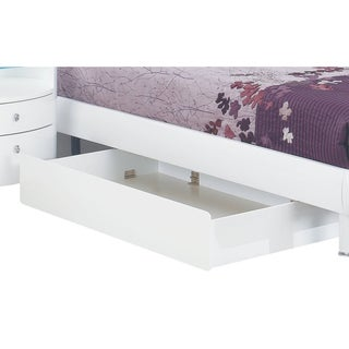 Optional White Storage Drawer