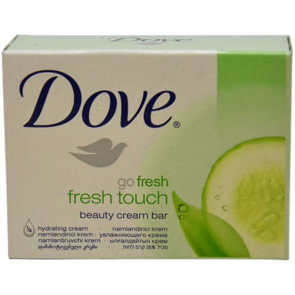 Dove Go Fresh Touch Hydrating Cream Beauty Bar