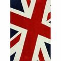 nuLOOM Handmade Union Jack Multi Rug