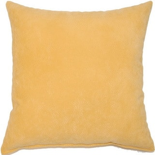Cosmo Buttercup 17-inch Throw Pillows (Set of 2)