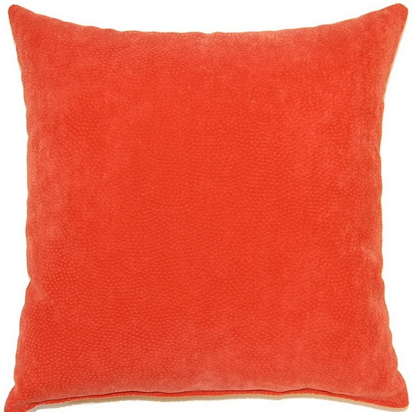 Cosmo Chili 17-inch Throw Pillows (Set of 2)