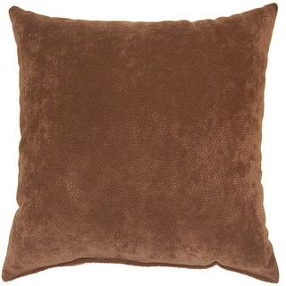 Cosmo Chocolate 17-inch Throw Pillows (Set of 2)