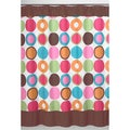 Deco Dot Modern Shower Curtain