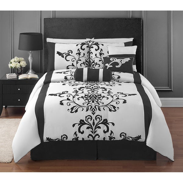 VCNY Camille 7-piece Comforter Set