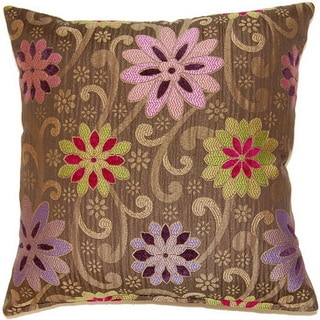 Kaleidoscope Multi 17-inch Throw Pillows (Set of 2)