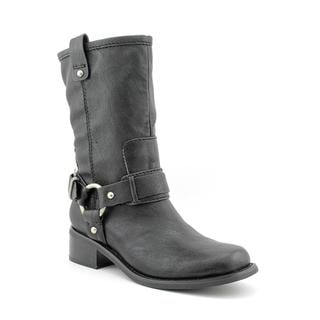 Jessica Simpson Women's 'Inna' Faux-Leather Mid-Calf Boots