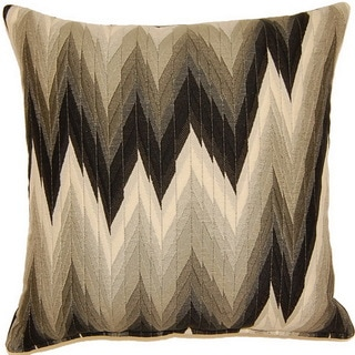 Massimo Graphite 17-inch Throw Pillows (Set of 2)