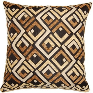 Sienna Tan 17-inch Throw Pillows (Set of 2)