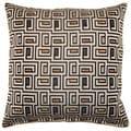Urban Pebble 17-inch Throw Pillows (Set of 2)