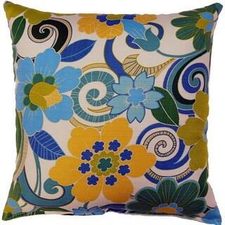 Zavalla Summer 17-inch Throw Pillows (Set of 2)