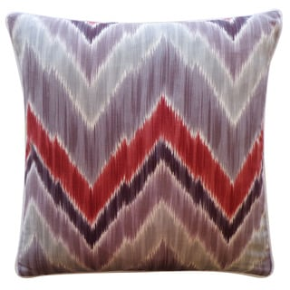 Jiti Pillows 20-Inch 'Mountains' Decorative Pillow