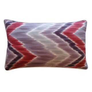 Jiti Pillows 12-inch x 20-inch 'Berry' Decorative Pillow