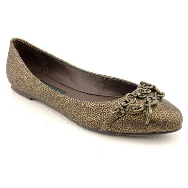Calvin Klein Jeans Women's 'Rhiah' Leather Casual Shoes
